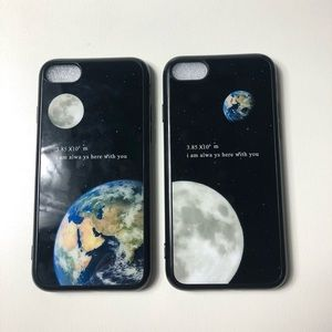 2 Cases for iPhone 7/8